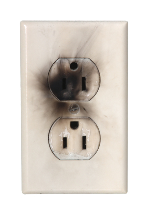 talk with an emergency electrician to find the problem in your own place