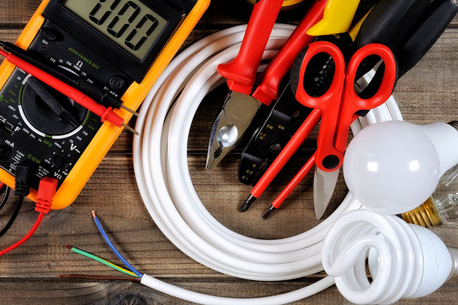 Call a Licensed Residential Electrician for All Your Electrical Needs